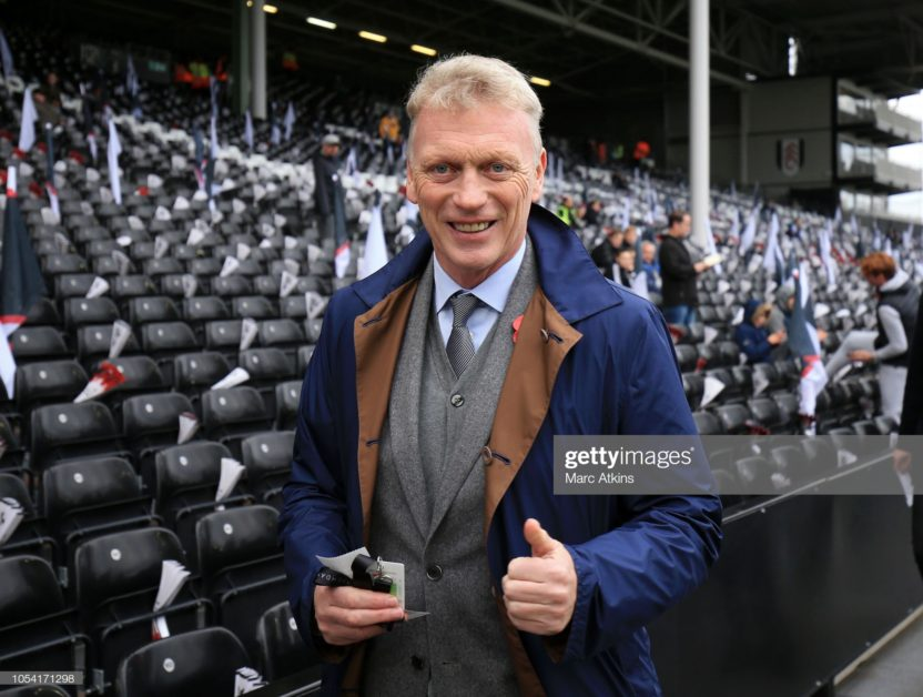 Moyes discloses the problems awaiting Ole Solskjaer
