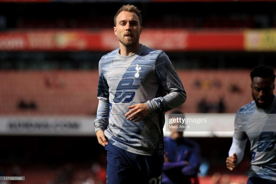 Christian Eriksen discloses every issue concerning his exit saga