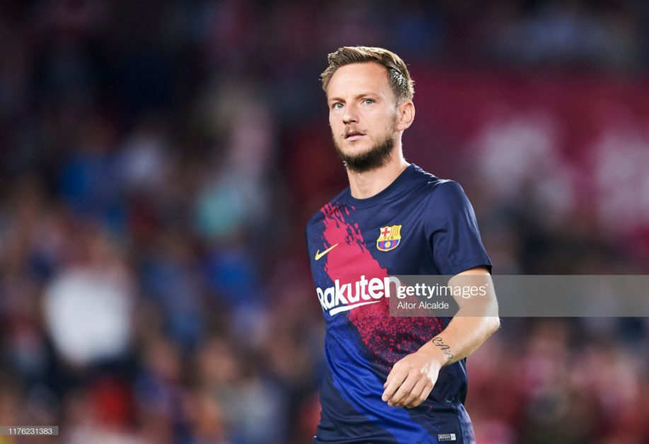Rakitic had rejected a Qatar move during the summer transfer window