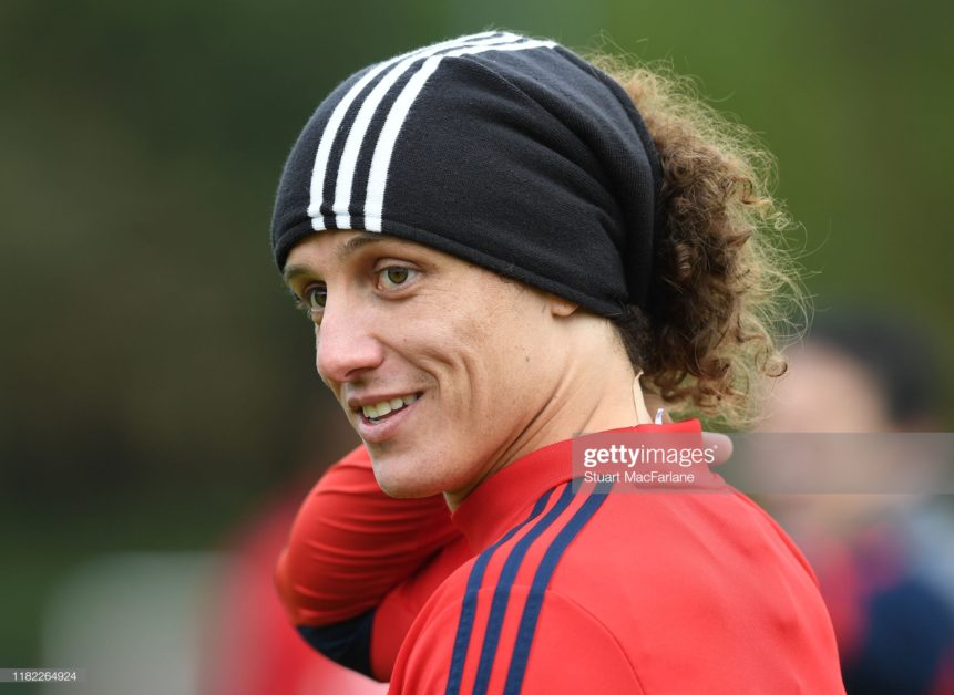 David Luiz breaks silence behind Chelsea exit hints on management at 40