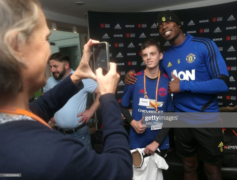 Juventus back for Pogba but Man United hold all cards