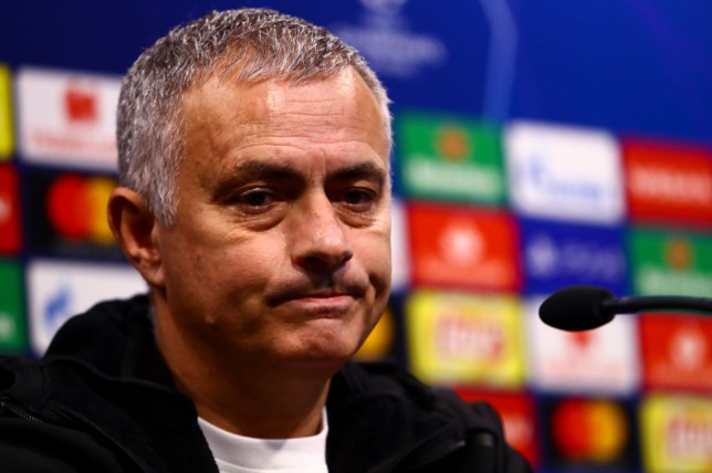 Mourinho discloses why he lived in Lowry Hotel while at Man Utd