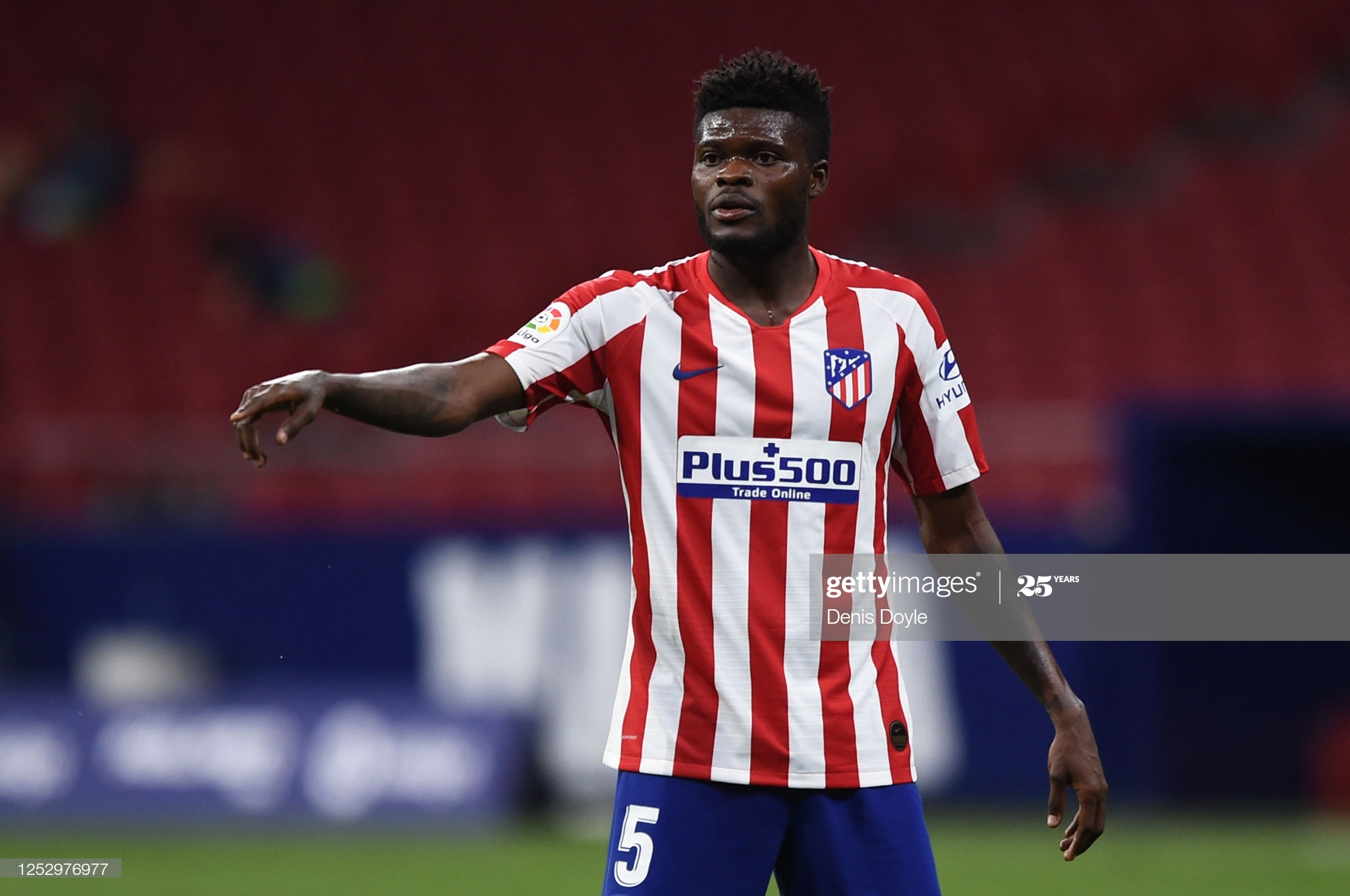 Thomas Partey likely to join Liverpool as Klopp cuts of Arsenal