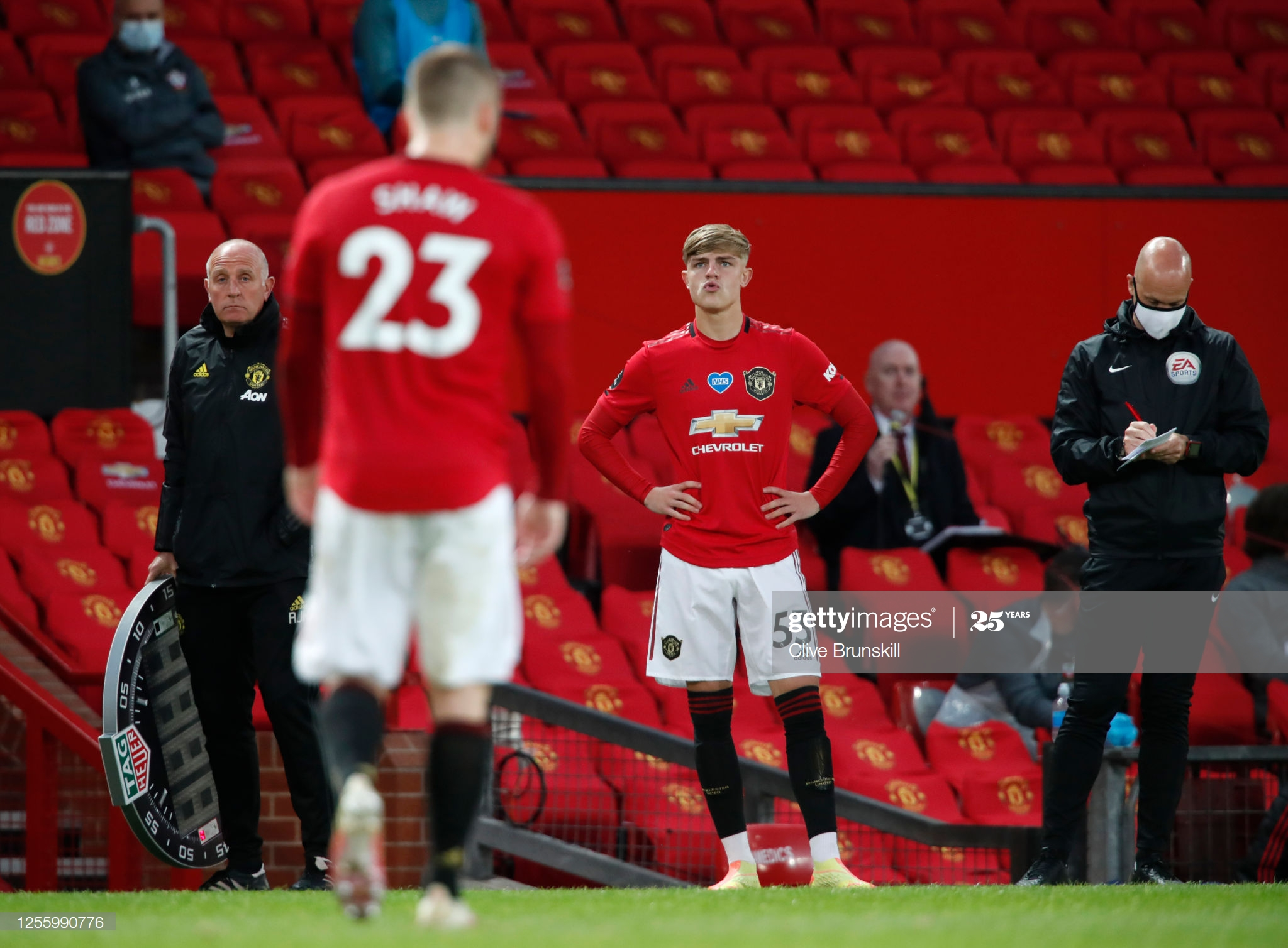 Crystal Palace vs Man United: Luke Shaw and Brandon Williams likely to miss thursday game