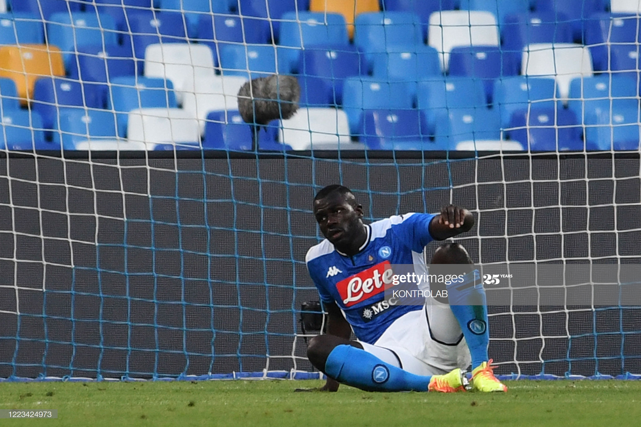 Kolibaly will be available to transfers if we get Osimhen Napoli