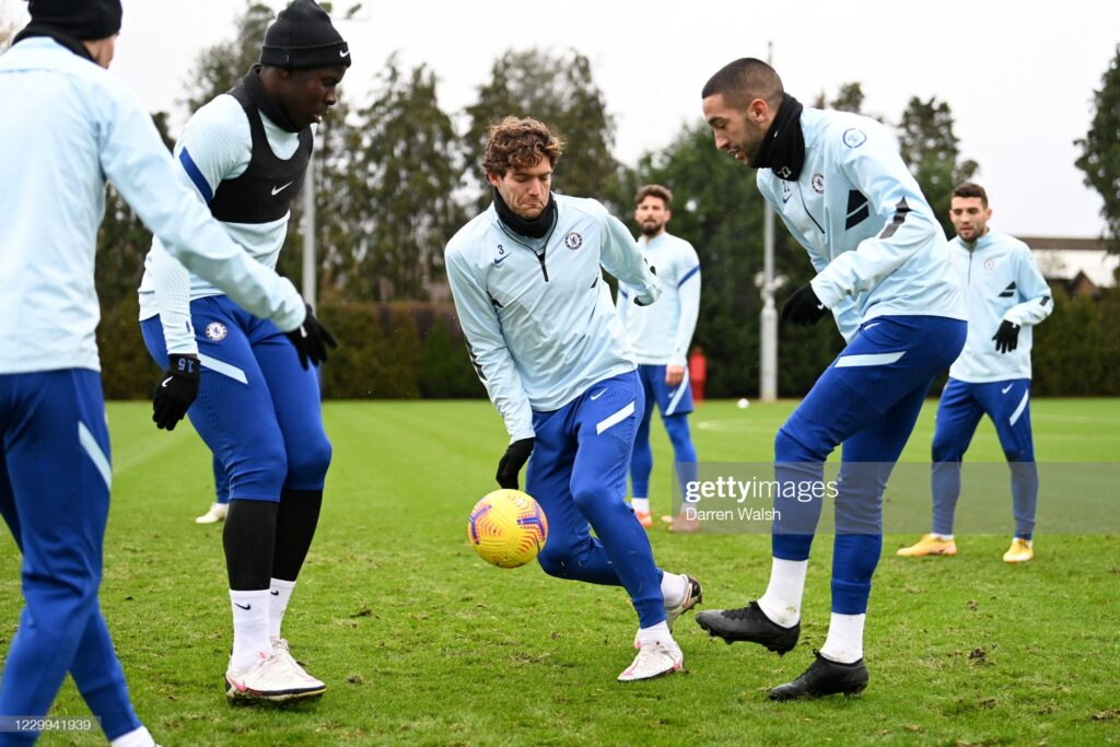 Chelsea press conference Lampard provides Hakim Ziyech and Reece James update ahead of Man City clash 1