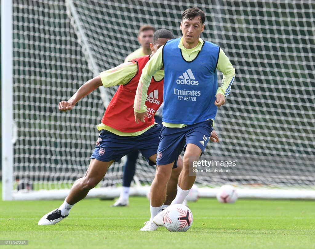 Fabrizio reveals 2 players Arsenal working to offload in days following Kolasinac and Saliba departure 1