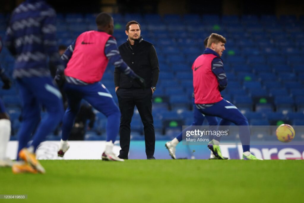 Frank Lampard set to implement similar revivial method used by Arteta after Chelsea board assures him time 1