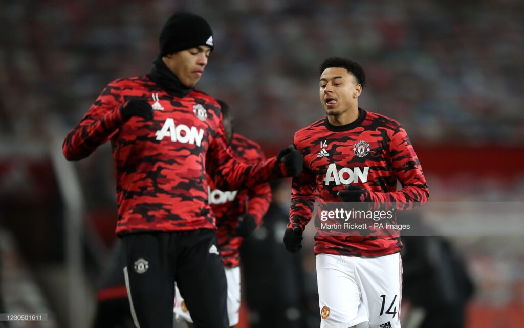 Man United Transfer News: What's Next For Jesse Lingard As Solskjaer Decides On His Future? 2